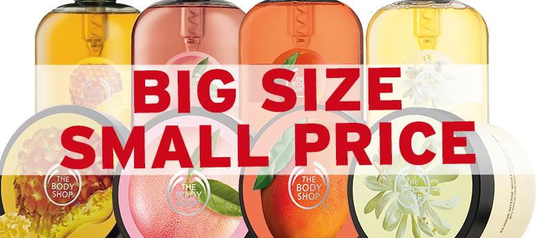 BIG Sizes