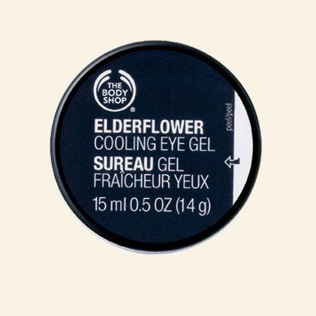 Unperfumed Elderflower Eye Gel