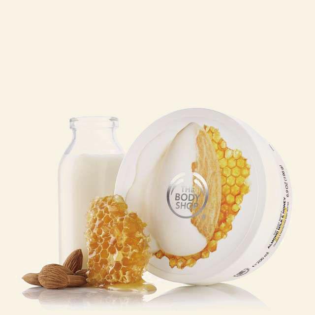 Image of Almond Milk & Honey Body Butter (Mini Size)