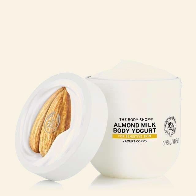 Image of Almond Milk Body Yogurt